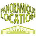 Logo de Panoramique Location specialiste de location de chapiteaux et de tentes dans la ville de Pia proche de Perpignan