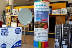 Où trouver un installateur Antenne à Perpignan ? Chez Radio Télé Canigou également expert en dépannage antenne sur Perpignan et ses environs