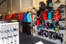Rando Running Perpignan Magasin de sport outdoor vend des vêtements pour la course et la randonnée ainsi que des chaussures et des accessoires (® networld-gontier)