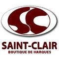 Saint-Clair Elne vend des vêtements féminins et masculins ainsi que divers accessoires de mode et des chaussures dans le centre commercial Epicentre