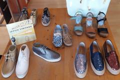 Boutique Saint Clair Elne vend des chaussures de marque pour femmes et hommes (® networld-gontier)