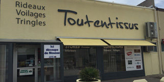 Toutentissus perpignan magasin de tissus et déco au Mas Guérido Cabestany (® networld-D.Gontier)