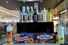 Vapotime Perpignan Sud Leclerc vend des Cigarettes électroniques et des e-liquides pour vous aider à l'Arrêt du tabac