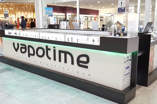 Vapotime Perpignan vend des Cigarettes électroniques et des e-liquides à Polygone Nord idéal pour arrêter de fumer