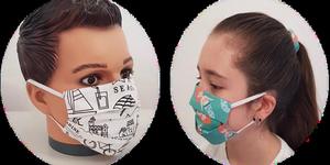 L'atelier ABCouture de Perpignan réalise des masques à la norme AFNOR. Sortez masqués !