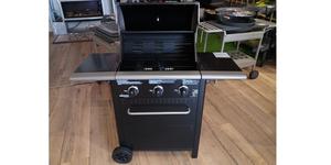Barbecue gaz Perpignan chez Invicta Shop Cabestany avec un grand choix d'appareils et de matériels.