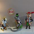 Casa Mathé Latour Bas Elne propose ses nouveautés en magasin ici les figurines Tom's et compagnie