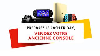 Le Black Friday devient le Cash Friday chez Easy Cash Cabestany, magasin d'occasion et de rachat d'or au Mas Guérido près de Perpignan.