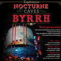 Caves Byrrh Thuir annoncent ses visites nocturnes dès le 5 mai pour découvrir autrement les Caves Byrrh.