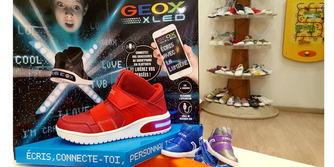 Perpignan Chaussures Vend Geox Led Des À Codognes 8N0wvnm