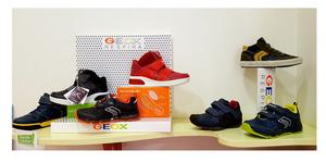 Chaussures Geox enfants à Perpignan chez Codognes en centre-ville.