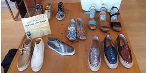 Chaussures Perpignan dans la boutique de marques Saint Clair Elne aussi bien pour les hommes que pour les femmes.(® networld-gontier)