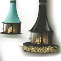 Cheminées Métal Perpignan avec Valdivia qui vend des cheminées contemporaines en métal pour une touche design dans votre intérieur. (® valdivia)