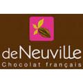 Chocolats de Pâques Perpignan chez de Neuville qui vend des chocolats fabriqués en France