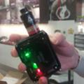 ClassVaping Le Soler dédié à la cigarette électronique et au vapotage présente sa nouveauté : la Box Rabox. (® networld-gontier)