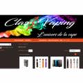 ClassVaping Le Soler propose la vente en ligne sur www.classvaping.com  de e-liquides et de matériels pour vapoter.