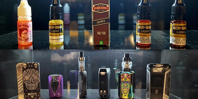 Clopinnov Perpignan propose de nouveaux mods et e-liquides dans sa boutique de cigarettes électroniques de centre-ville.