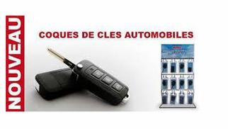 Cordonnerie Anatole France Perpignan remplace la coque de vos clés Auto usagées (® cordonnerie anatole france)