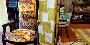Côté Déco Perpignan Boutique de tissus d'ameublement peut aussi rénover vos fauteuils.