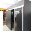 Cuisaline Perpignan présente le Dressing compact 6 m² à découvrir en magasin sur le chemin de la Fauceille.(® networld-david gontier)