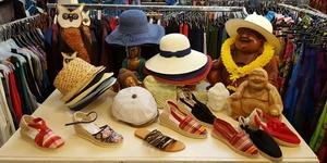 Damaï Perpignan présente ses nouveautés pour l'été: chaussures, chapeaux...