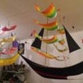 Damaï Perpignan propose des cerfs-volants fabriqués à Bali avec de nombreux modèles à choisir en boutique.(® networld-david gontier)