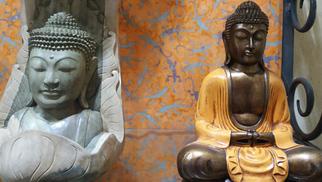 Bouddha Perpignan chez Damaï Perpignan en centre-ville (® networld-david gontier)