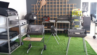 Déstockage Barbecue Perpignan et Planchas chez Invicta Shop Perpignan au Mas Guérido Cabestany.