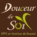 Logo de l'institut de beauté-Spa Douceur de Soi de Cabestany