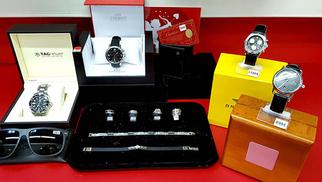 Easy Cash Perpignan vend des montres de luxe d'occasion pour la Saint valentin, une belle idée-cadeau pour Monsieur.