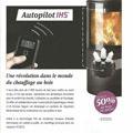 Espace Cheminée 66 propose un système d'économie d'énergie de Poêles à bois : l'Autopilot IHS.
