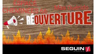Espace Cheminées 66 vous reçoit à partir de samedi 28 novembre pour vendre des cheminées, poêles et inserts.