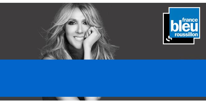 """France Bleu partenaire de la tournée Céline Dion cet été """"Live 2017"""" avec des places à gagner pour assister aux concerts."""