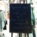 Hello p'tits Loups Perpignan magasin de vêtements pour enfants annonce une Promo de Noël de -50% sur tout le magasin au Carré d'Or Château Roussillon.