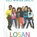 Hello P'tits Loups Perpignan propose les vêtements enfants Losan pour filles et garçons en boutique au Carré d'Or Château Roussillon.