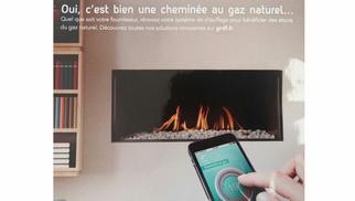 Invicta Perpignan vend les appareils de chauffage au gaz Bellfires au Mas Guérido Cabestany