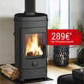 Invicta Shop Perpignan vend des poêles en fonte Remilly pour un confort de chauffage dans votre intérieur.(® invicta)