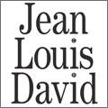 Jean Louis David Perpignan vend des produits Kerastase dans son salon en centre-ville.