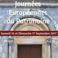 Journées du Patrimoine 2017 dans les Aspres, découvrez le programme des visites annoncées par l'Office de tourisme intercommunal Aspres-Thuir.