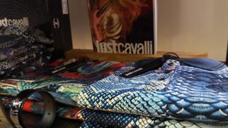 Just Cavalli Perpignan pour Homme chez Dumonde (® saam-gontier)