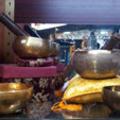 L'Anaconda Perpignan propose des bols chantants tibétains pour favoriser la méditation ou avec une finalité thérapeutique grâce aux vibrations.(® networld-D.Gontier)