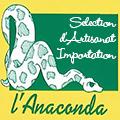 L'Anaconda Perpignan vend des blocs bruts de minéraux pour purifier votre intérieur.