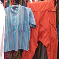 L'Anaconda Perpignan vend des vêtements Homme en boutique en centre-ville.