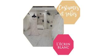 L'Ecrin Blanc Perpignan Magasin de robes de mariées sera présent au Salon du Mariage de Thuir les 27 et 28 janvier