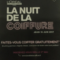 La Nuit de la Coiffure le 15 juin avec Jean Louis David Perpignan et Canet en Roussillon: faites-vous coiffer gratuitement !