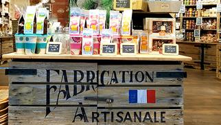 Le Comptoir de Mathilde vend des produits gourmands artisanaux à Claira