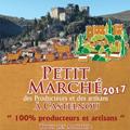 Le petit Marché de Castelnou réunit des producteurs locaux et des artisans tous les mardis du 20 juin au 12 septembre de 10h à 19h.