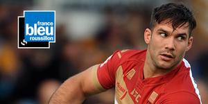 Les matchs de rugby des Dragons Catalans sont retransmis en direct sur France Bleu Roussillon, à domicile et à l'extérieur.(® radio france)