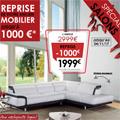 Logial le Boulou annonce son Offre de reprise de votre ancien mobilier pour l'achat de meubles en magasin (voir conditions en magasin)