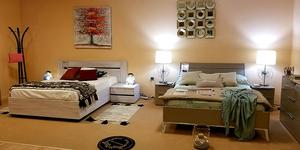 Meubles Logial Perpignan vend des chambres à coucher de qualité dans son showroom au Boulou.
